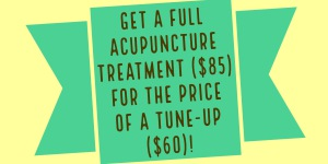 acupuncture promo